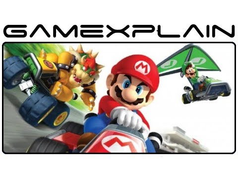 Mario Kart 7 - Video Review (3DS) [HD]