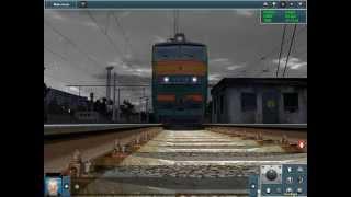 Прохождение игры train simulator 2012