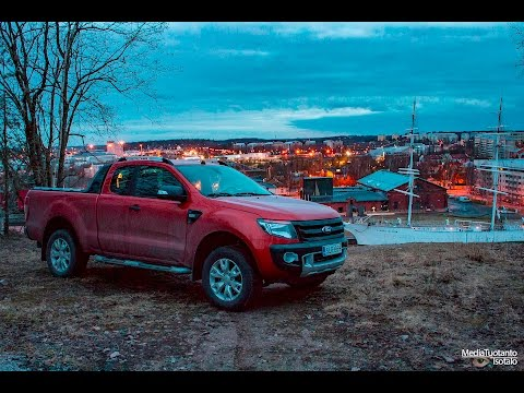 Ford Ranger road trip - the beginning