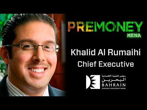 "[PreMoney MENA 2015] Bahrain EDB, Khalid Al Rumaihi: ""Welcome & Opening Remarks"""