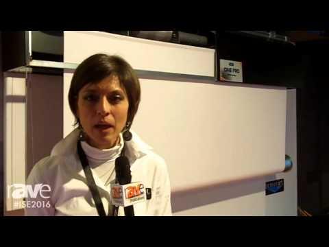 ISE 2016: Screenint Presents Motorized Lift for 8-12 Meter Screens