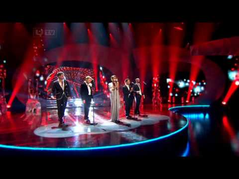 boyzone featuring Nadine Coyle Love Me For A Reason Boyzone A Tribute To Stephen Gately