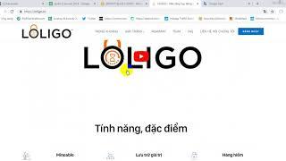 #1 Giới thiệu dự án LOLIGO, nền tảng huy động ICO