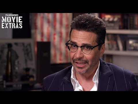 The Purge: Election Year | On-set With James Demonaco 'Director' [Interview]