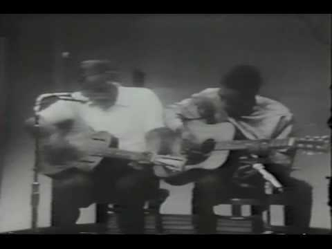 SON HOUSE W/ BUDDY GUY - MY BLACK MAMA - LIVE 1968