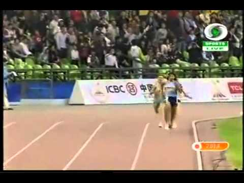 India Wins Athletics Gold [HQ] - Women's 4x400 relay - Asian Games - 2010 - China