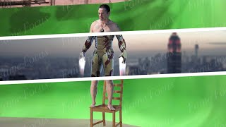 [PARODY] Amazing VFX - Iron Man 3, How They Did It