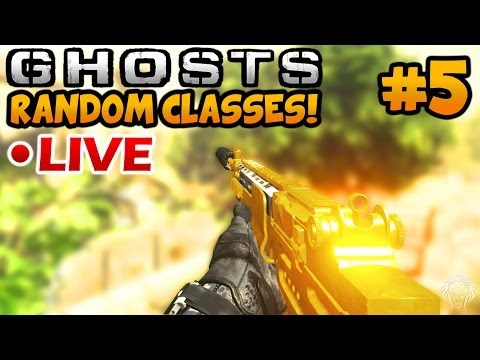 Ghosts Random Classes #5: