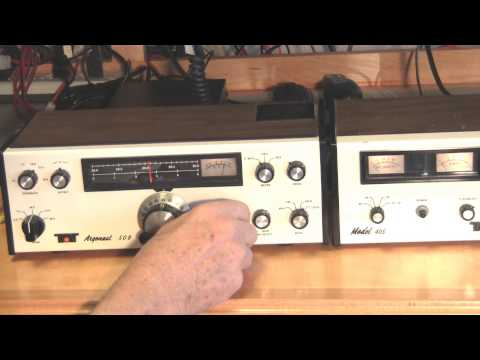 QRP QSO TenTec 509 405