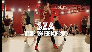 SZA - The Weekend | Hamilton Evans Choreography