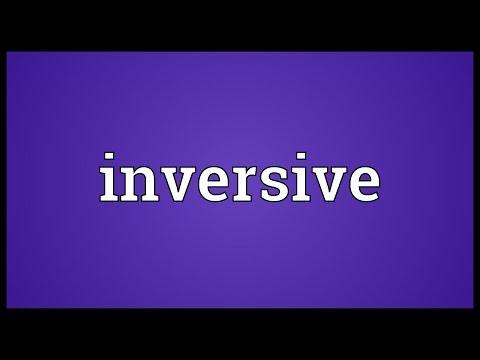 Header of inversive