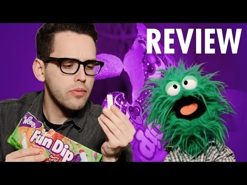 Review: Fun Dip   NEthing Reviews