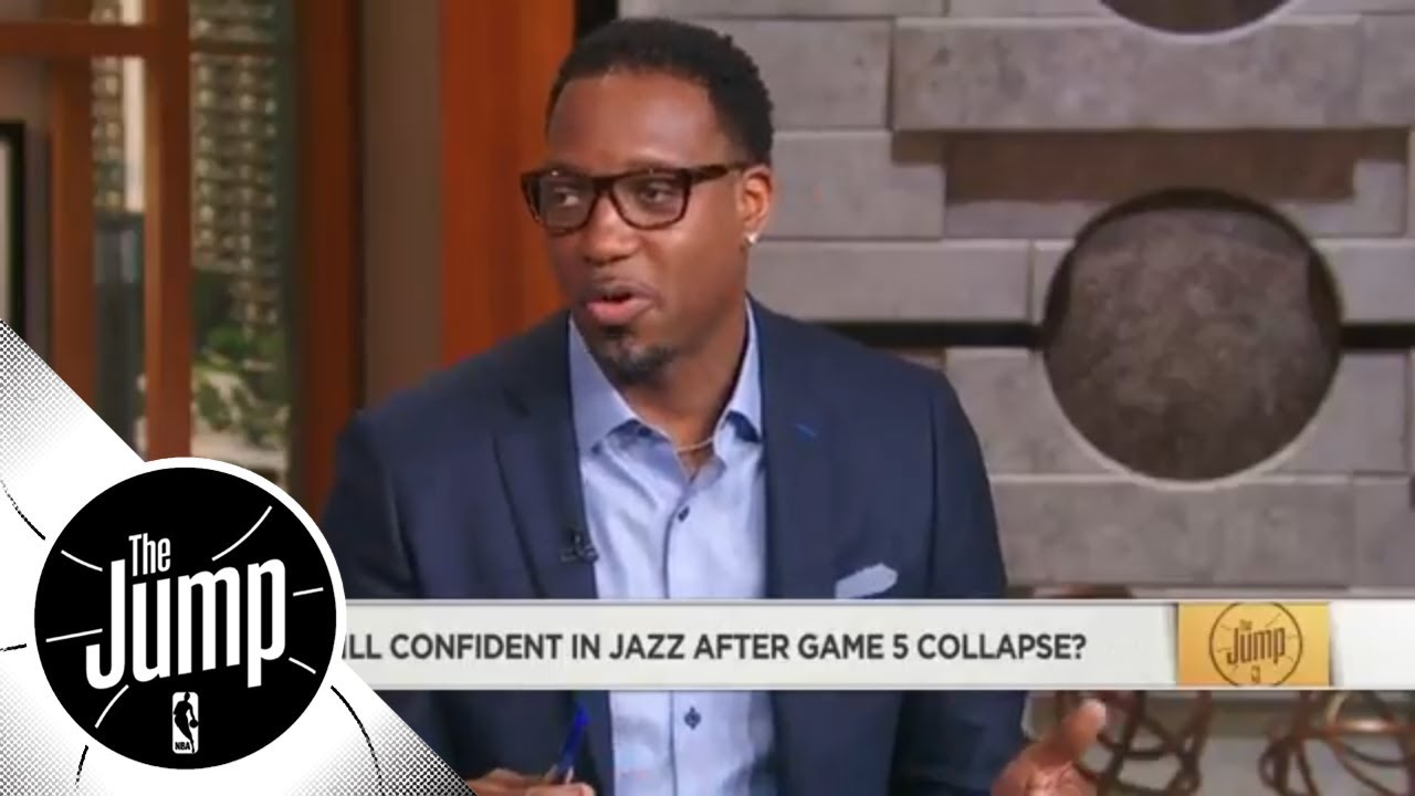 Tracy McGrady doesn't think Russell Westbrook and Thunder can beat Jazz in Utah | The Jump | ESPN