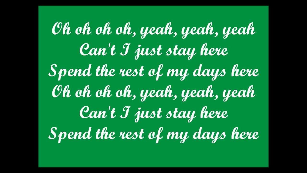 Bruno mars locked out of heaven with lyrics youtube