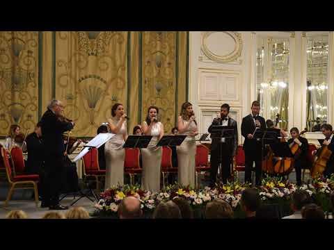 Jazzation + Budapesti Vonósok: A négy évszak (Újévi koncert, 2020.01.01. RÁADÁS, Tavasz/1.)