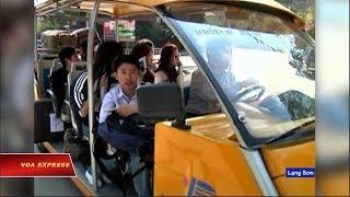 Truyền hình VOA 8/9/18: Du khách TQ được phép tự lái xe vào biên giới Việt Nam
