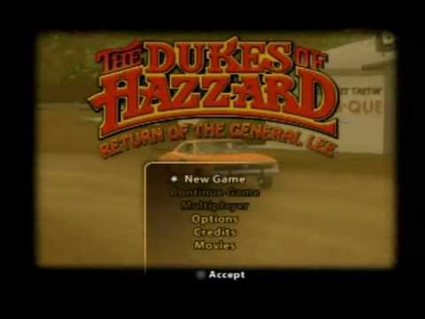 Dukes of Hazzard: Return of the General Lee for Playstation 2 - DukesCollector.com