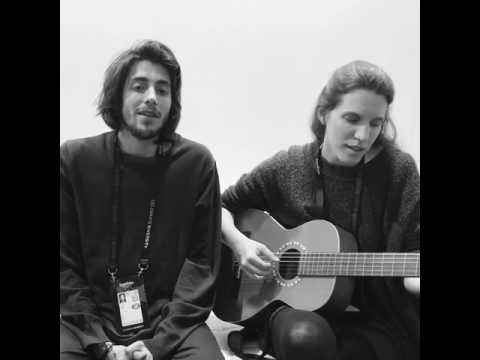 Salvador Sobral & Luísa Sobral #PORTUGAL  (cover- Blanche, city lights , Belgium)