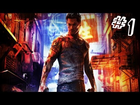 Sleeping Dogs - Gameplay Walkthrough - Part 1 - IT'S SIMPLE, WE STEAL THE GROCERIES (Video Game) thumbnail