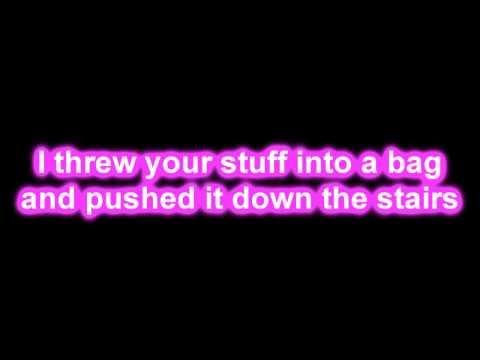 Icona Pop - I Don't Care (i Love It) - Lyrics video