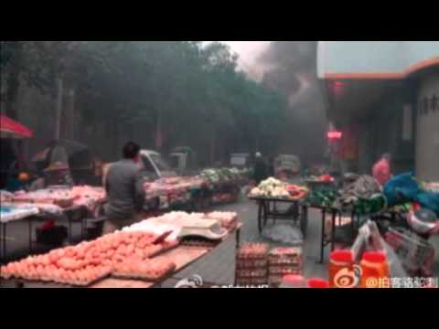 Terror Attacks Kill Dozens In China's Tense Xinjiang Region