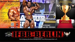 BERLINER MEISTERSCHAFT 2017 BEST OF BODYBUILDING BIKINI