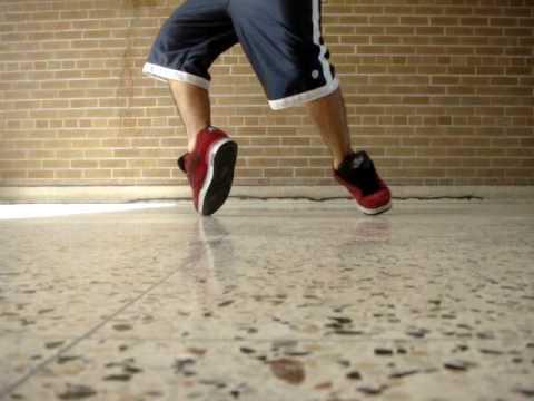 Cwalking/Jerkin' Footwork