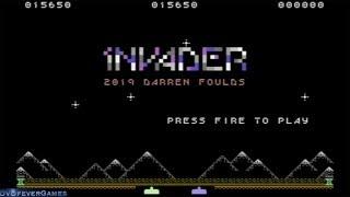 1nvader - Commodore 64 2019 game (1080p HD)