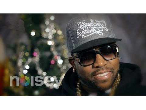 A Christmas Message from Big Boi - The Grinch - Noisey Specials