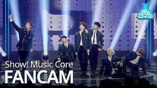 예능연구소 직캠 Oneus Valkyrie 원어스 Valkyrie Ashow Music Core 20190112