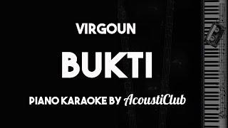 Virgoun - Bukti (Piano Karaoke Lirik Tanpa Vokal)