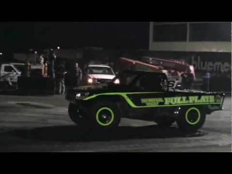 Robby Gordon's Stadium Super Trucks