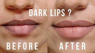 Dark lips trick|how to apply nude lipstick |malayali youtube|UR BEAUTIFULL|MALAYALAM|
