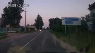 Дороги 93 RUS: Сенная-Вышестеблиевская