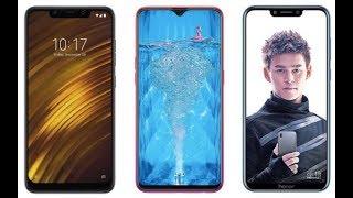 Top 5 Budget smartphones to buy (under 20000) April picks 2019