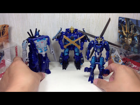One Step Drift Transformers 4 Age of Extinction 1 Step Toy Review