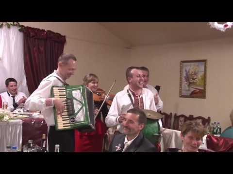 Бойківські коломийки / НА ВЕСІЛЛЯ В КАРПАТАХ ТРОЇСТА МУЗИКА/Ukrainian Folk wedding Music