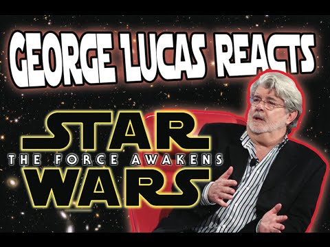 George Lucas Reacts to the New Star Wars Trailer
