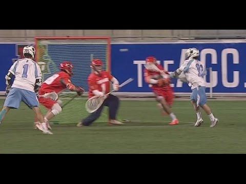 UNC Men's Lacrosse: Highlights vs. Syracuse - ACC Tournament