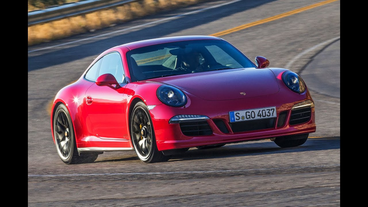 new 424bhp porsche 911 carrera 4 gts driven youtube. Black Bedroom Furniture Sets. Home Design Ideas