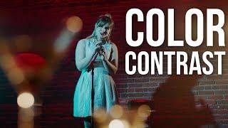 Color Contrast Lighting | Advanced Cinematography Techniques