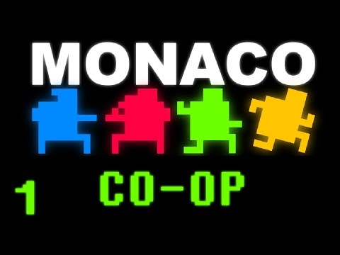 Worst Criminals Ever  (Monaco | Part 1) [Monaco Co-op]