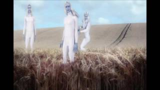 British Cop Witnesses TALL WHITE Aliens Inspecting Fresh Crop Circle