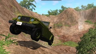 BeamNG.drive - Escape The Volcano