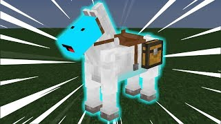 My Minecraft Horse is Cancelled