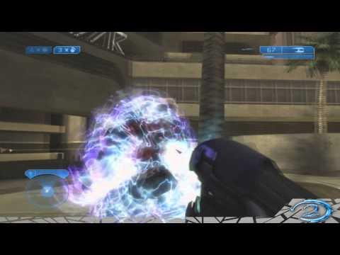 "Halo 2. Mission 2 ""Cairo Station""  w/Cut scenes"
