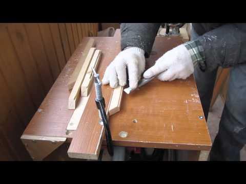 Как сделать рамки фрезером