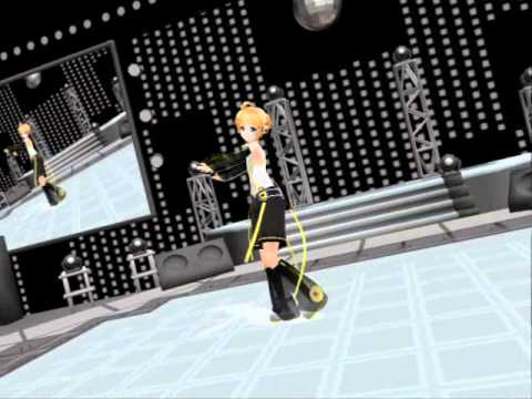 Len Kagamine Append - Shota Shota ★ Burning Night [mmd] video