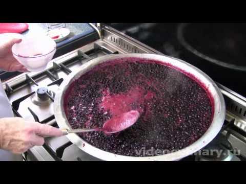 Варенье из черной смородины - Рецепт Бабушки Эммы