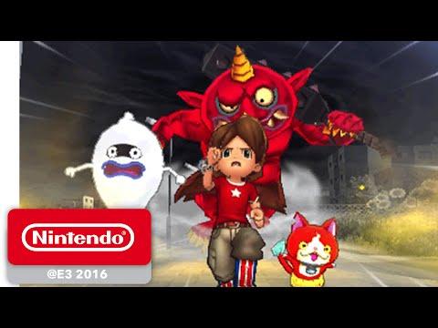 YO-KAI WATCH 2 - Official Game Trailer - Nintendo E3 2016